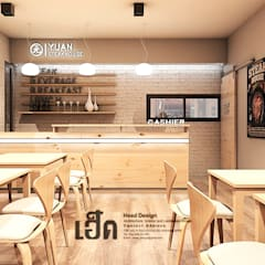 Ruang Makan by HEAD DESIGN