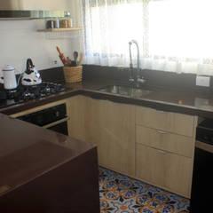 Muebles de cocinas de estilo  por KC ARQUITETURA urbanismo e design