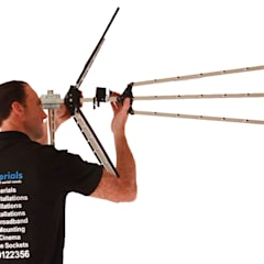 Aerial installation Lyneham:  Electronics by Lyneham Aerials