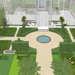 Projekty,  Ogród zen zaprojektowane przez Aralia