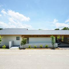 高峰の家: 鎌田建築設計室が手掛けた家です。