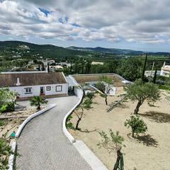 Casa MalhÃO: Casas de campo  por CORE Architects