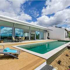 CORE Architectsが手掛けた家庭用プール