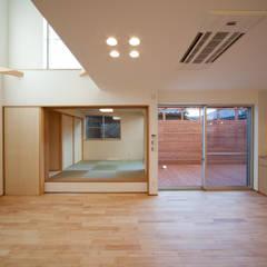 シカクの家: 株式会社田渕建築設計事務所が手掛けた和のアイテムです。