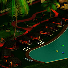 Ventura Cluster:  Hotels by MRJ ASSOCIATES
