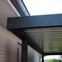 Stahlcarport Dachgiebel:  Carport von Carport-Schmiede GmbH + Co. KG