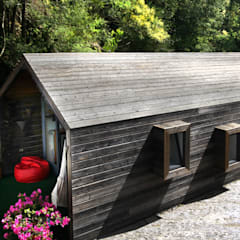 Wooden houses by Rusticasa,