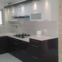 Keukenblokken door URBAN HOSPEX INTERIORS