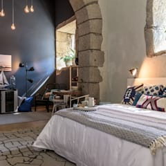 Sleep In Porto: Hotéis  por Daisy Dias | Interiores Criativos