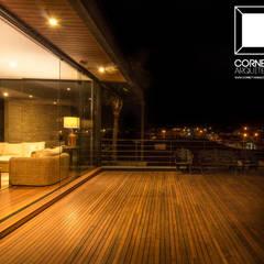 منازل تنفيذ Cornetta Arquitetura