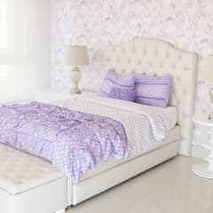 Girls Bedroom by Monica Saravia