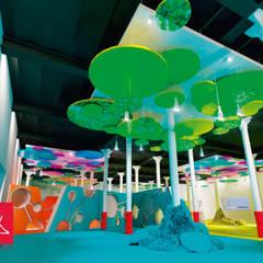 Renders Museo Infantil de la Constancia Mexicana.: Museos de estilo  por Soy Arquitectura