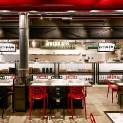Gachi by Kimchee:  Shopping Centres by Artta Concept Studio, Modern