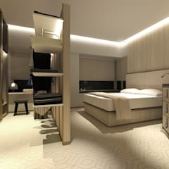 Sorrento Tower:  Bedroom by Artta Concept Studio