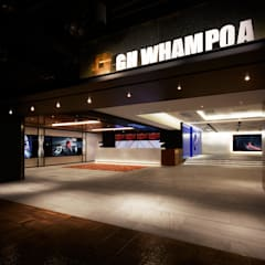 Golden Harvest Whampoa:  Commercial Spaces by Artta Concept Studio