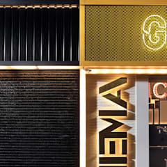 Golden Harvest Fanling:  Commercial Spaces by Artta Concept Studio
