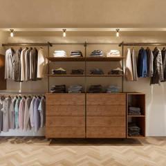 Ёрумдизайн:  tarz Giyinme Odası