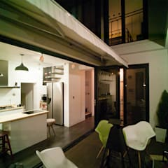 Layer House: Prime Architecture의  실내 정원