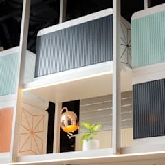 Joo de Rolls:  Shopping Centres by Artta Concept Studio, Modern