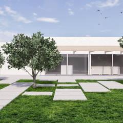 : Jardins minimalistas por Grupo Norma