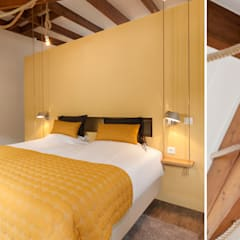 Hotelkamer:  Hotels door Inspiring Concepts