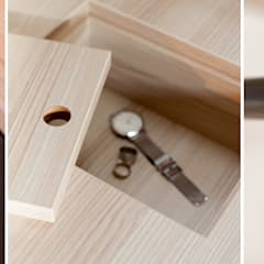 Detail meubel op maat:  Hotels door Inspiring Concepts