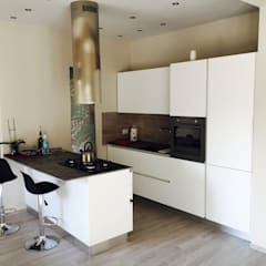 Built-in kitchens by cARTE di Andrea Giannozzi