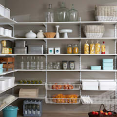 Pantry - Basement - Garage por Regalraum UK Industrial