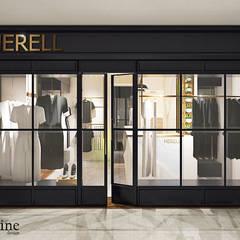 Herell Store - Mangga Dua:  Kantor & toko by Multiline Design