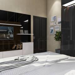 Boy Bedroom - Tanjung Priok:  Kamar tidur anak laki-laki by Multiline Design