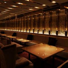 MAISON GOLD: COCOON DESIGN INC.が手掛けたバー & クラブです。