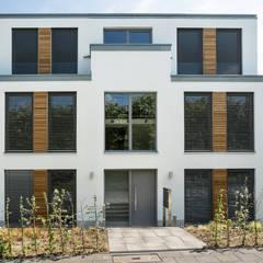 Projekty,  Dom wielorodzinny zaprojektowane przez Architetkurbüro Schulz-Christofzik