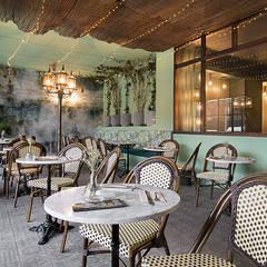 Restaurante Pichichi: Locales gastronómicos de estilo  de Isho Design