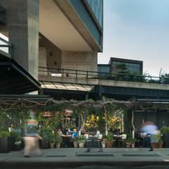 The Standars Hotel Pergola:  Gastronomy by andretchelistcheffarchitects