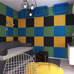 Boys Bedroom by ZIN Studio