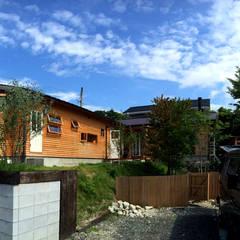 琵琶湖の家: URBAN GEARが手掛けた家です。