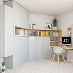 Study/office by Kinkonz