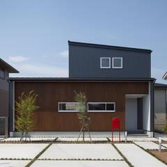 佐原の家: 株式会社 井川建築設計事務所が手掛けた家です。