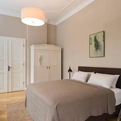 Schlafzimmer:  Schlafzimmer von raumdeuter GbR