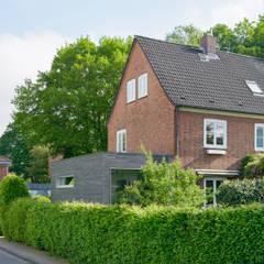 Aussenfoto:  Holzhaus von Sieckmann Walther Architekten