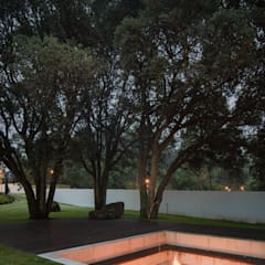 Zen garden by HUGO MONTE | ARQUITECTO