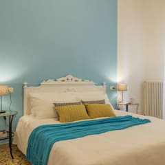 Bedroom by Anna Leone Architetto Home Stager