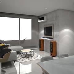 : Salas de estilo  por Savignano Design