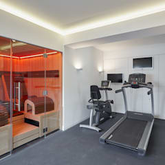 Gym by BENJAMIN VON PIDOLL I ARCHITEKTUR,