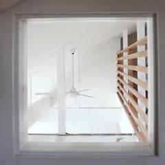 書斎: atelier mが手掛けた書斎です。