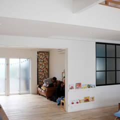 子供部屋: atelier mが手掛けた子供部屋です。
