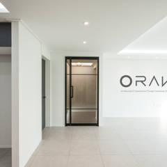 Wohnzimmer von 오락디자인