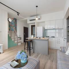 Nhà bếp by 寓子設計