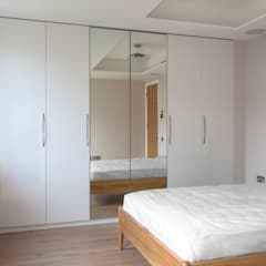 :  Bedroom by AR Architecture