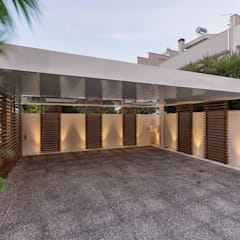 Garage/shed by Arch. Antonella Laruccia